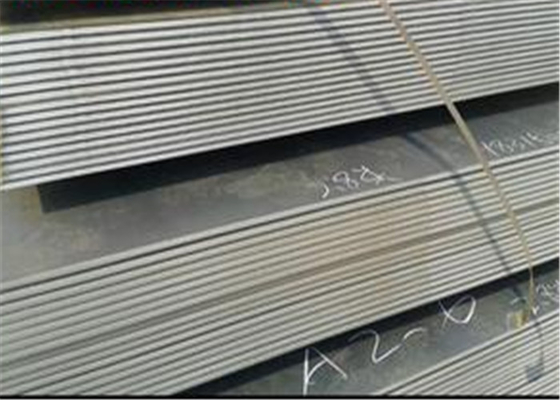Weather Resistant Hot Rolled Steel Sheet HRC Plate GB Equivelant Standard